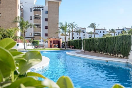 Cozy apartment, Golf & SPA - Motril
