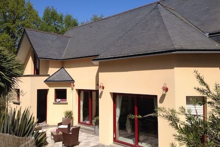 2 chambres avec sdb privative - Haus