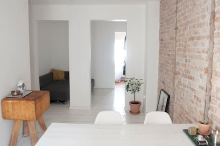 Light and cosy - Walking distance from CPH centre. - Kopenhagen - Appartement