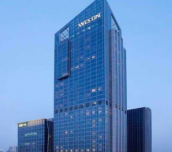 对自己好一点吧----超五星级酒店公寓 - 天津市 - Wohnung