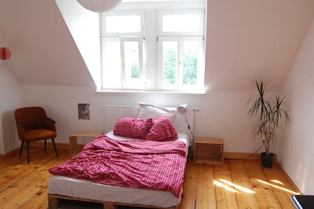 Light and cozy room - Dresden - Apartment