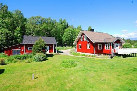 Lilla Enerhogen stugan i Krokstrand - Krokstrand - Villa