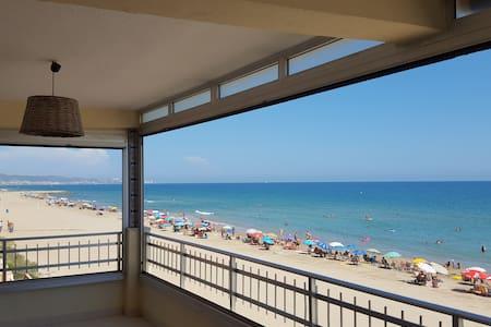 AMAZING 1st BEACH LINE APARTMENT - Tavernes de la Valldigna