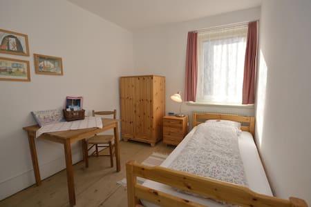 Schöntal Einbettzimmer - Bed & Breakfast
