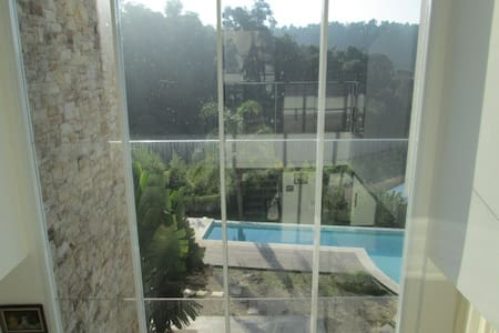 Suite Ampla com Closet em Residencial Tranquilo - Santana de Parnaíba - House