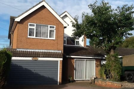 Spacious detached house. - Keyworth - Casa