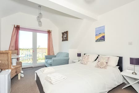 Double room sea view with balcony - Bed & Breakfast
