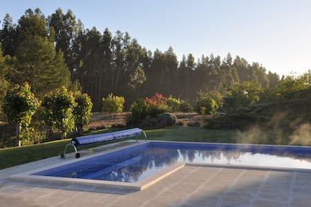 Luxurious country villa near Obidos - Hus