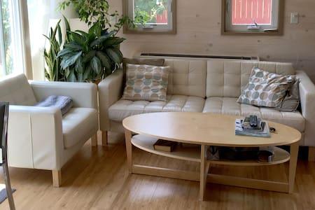 Cozy Eco Friendly Modern Bungalow - Ház