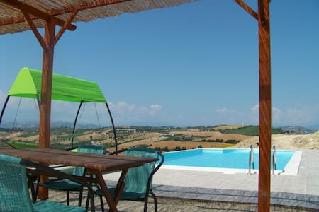 Casa Cologna, vakantie appartement L' Aquila - Cologna Paese