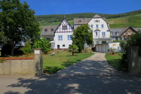 Apartment  MOSELGARTEN  Im Weingut1 mit Moselblick - Lejlighed