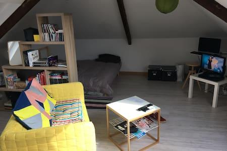 Studio aux portes des Caen - Lägenhet