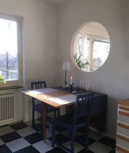 A lovely apartment in Stockholm - Stockholm - Wohnung