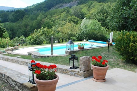 Wonderful private Villa Valmozzola - House