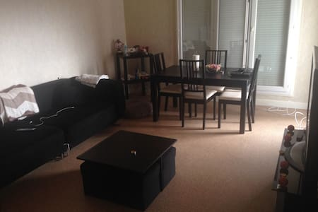 Appartement F1 très spacieux - Wohnung