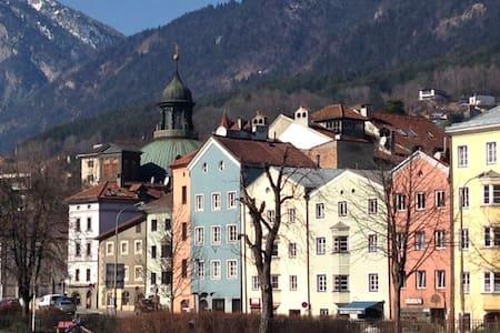 Altstadt Lage mit Bergblick - Innsbruck - Appartement