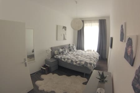 Cozy 15sqm room in nice flat. - Apartamento
