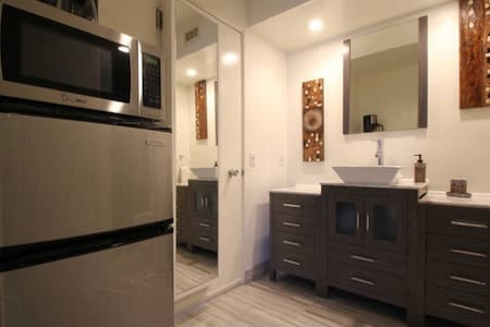 private studio fully remodeled - House