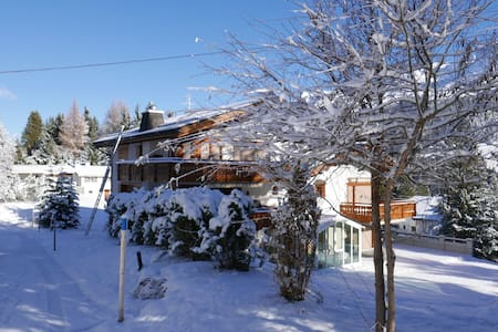 Gorgeous apart directly on slopes - Huoneisto