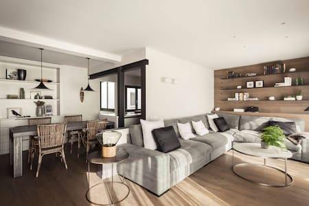 Luxury Bedroom - Terrace + Parking - Apartment