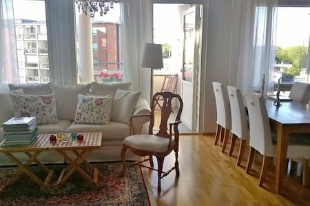 Lovely apartment in centre of Turku - Apartment