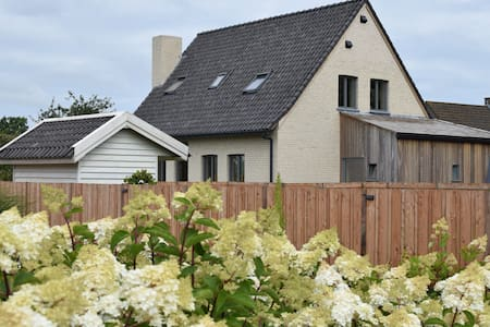 Toegankelijke vakantiewoning voor 8 personen - Jabbeke - Haus