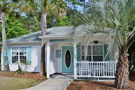 Private Beach House 5 min Walk to the Ocean! - Mexico Beach - Ev