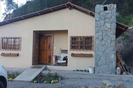 Hermosa villa para relax - Azogues - Casa