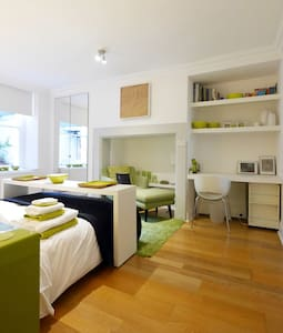 Luxury Flat in a Period Townhouse - Newcastle upon Tyne - Townhouse