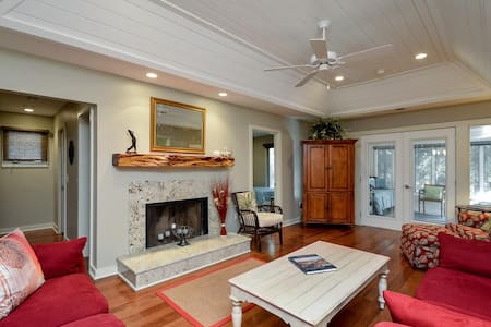 24 Inlet Cove Cottage - Kiawah Island