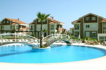 Aquarius Semi-Detached Villa 24 - Çolaklı Belediyesi - Villa