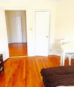 25 minutes to New York City - Apartment