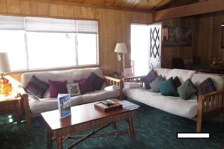 Snowridge - Newly remodeled! - Big Bear Lake - House