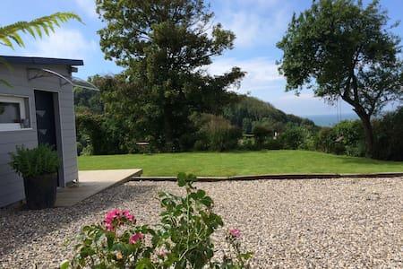 Les Terrasses magnifique VUE MER! 4/5 personnes - Berneval-le-Grand - Huis
