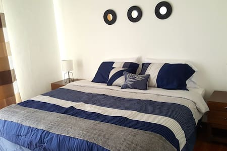Cozy Apartment close to Expo - Appartement