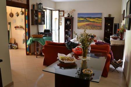 casa con giardino in parco privato - Giugliano in Campania - Apartamento
