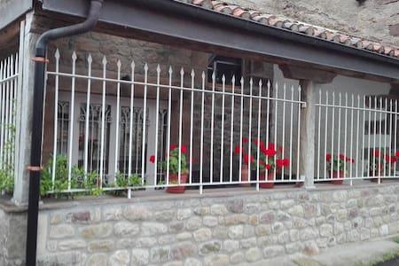 La casa de Santa Olalla - Hus