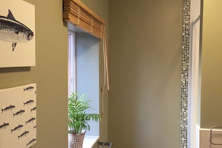 Double room + ensuite in leafy area with parking - Birmingham - Apartamento