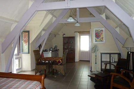 Maisonnette typique du causse - Villefranche-de-Rouergue