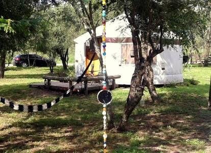 Cauce Yurtas Glamping - Yurt