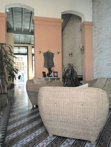 Colonial House and Patio in Santa Clara - Apartment