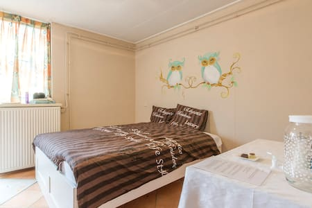 Nette kamer in rustige omgeving incl ontbijt (U) - Bed & Breakfast