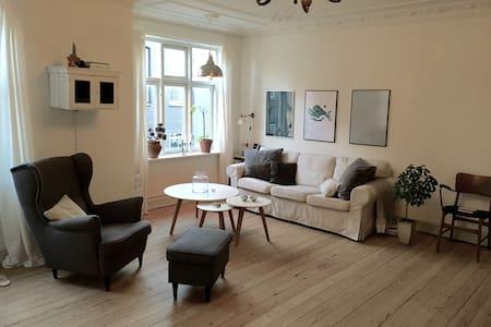 Beautiful apartment in Randers C - Apartamento