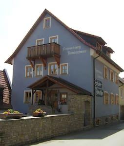 Urlaub an der Mainschleife - Eisenheim - Lejlighedskompleks