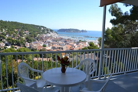Stunning view, heated pool, sunny beaches. - L'Estartit - Apartment