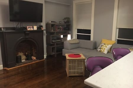Modern 1 bdr apt,great location,Fort Hill Boston - Lägenhet