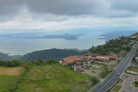 SMDC Wind Res.- T1 facing Taal Lake - Condominio