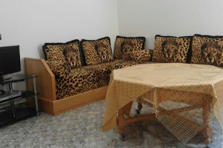 app. piano terra zona nuova ryad di skhirat MAROC - Apartmen