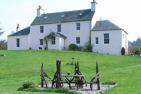 Twin room, By Inveraray - Bed & Breakfast