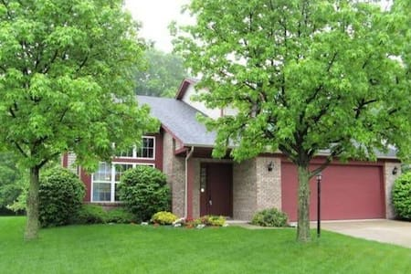 Whole house rental, minutes from Indy 500! - Talo